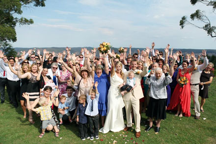 Weddings at Allview Escape Blackheath