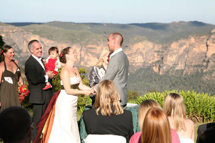 Garden Weddings at Allview Escape Blackheath