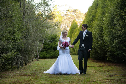 Blue Mountains Garden Weddings